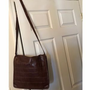 Express Leather Bag